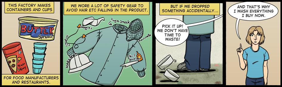4: Sanitation