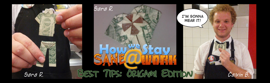 18: Best Tips: Origami Edition