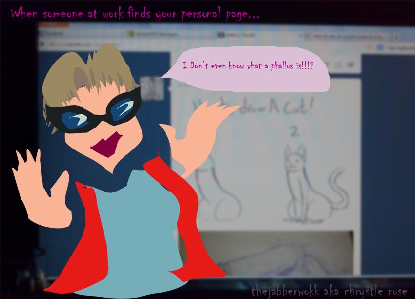 Guest Comic: Personal vs Professional