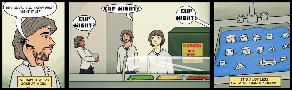 71: CUP NIGHT
