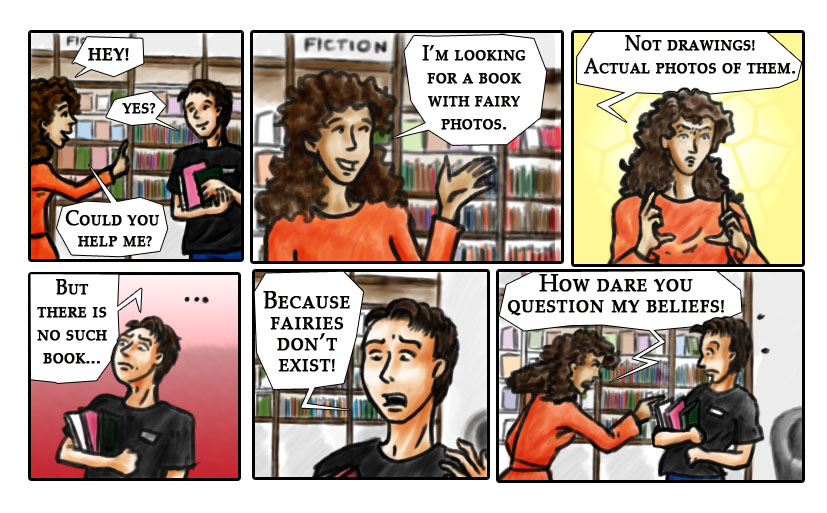 Guest Strip: Mythologically Faithful